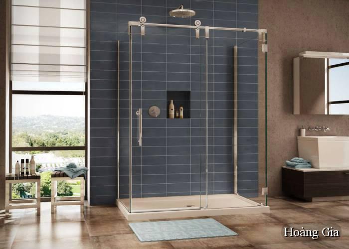 Cabin tắm kính cường lực