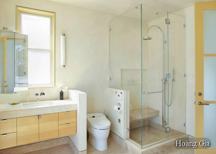 cabin tắm kính đẹp