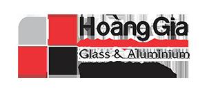 logo Công ty kính Hoàng Gia