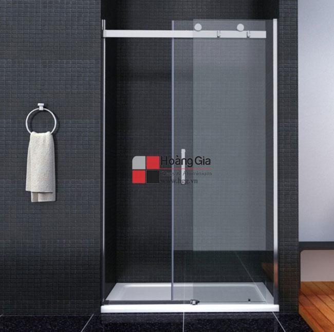 Vách kính phòng tắm kính cường lực