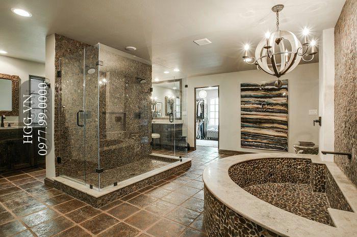 Cabin phòng tắm kính đẹp nhiều ưu điểm nổi bật