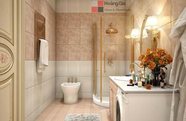 cabin phòng tắm kính gồm những mẫu nào?